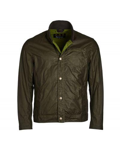 Barbour Longitude Waxed Cotton Jacket