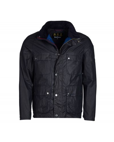 Barbour Toman Waxed Cotton Jacket