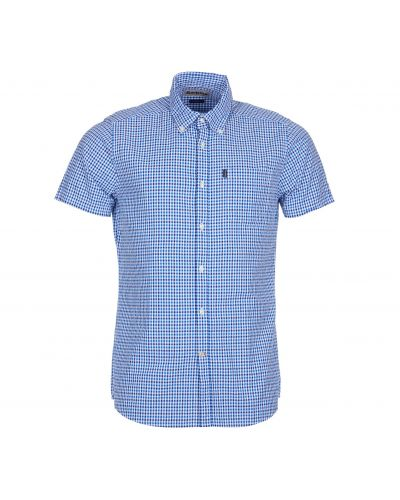Barbour Newton Short Sleeved Tailored Shirt
