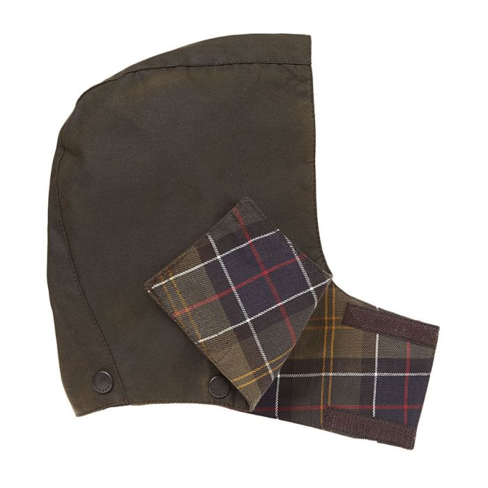 Barbour Childrens Wax Hood