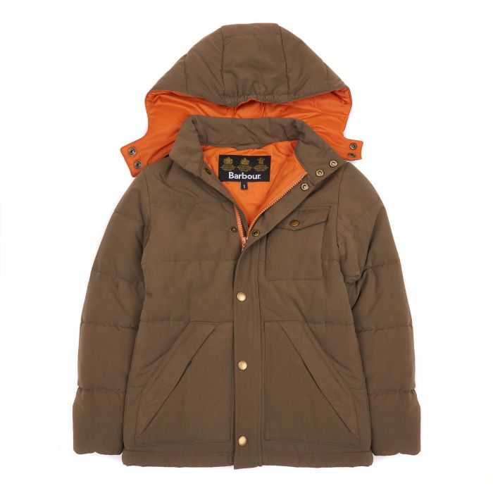 Barbour Boys' Fairfield Quilted Jacket