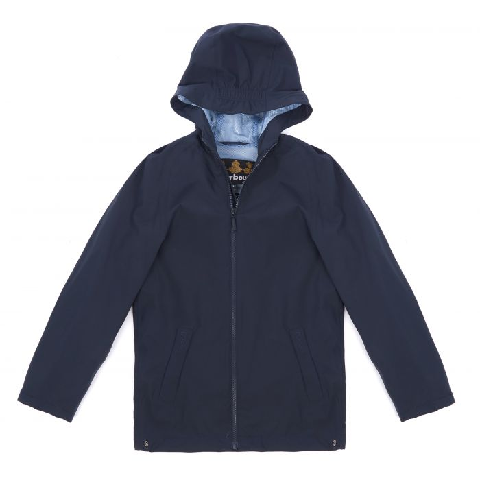 Barbour Boys Irvine Waterproof Breathable Jacket