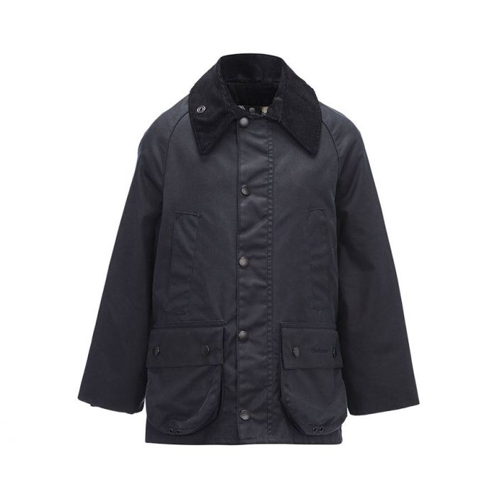 Barbour Boys Classic Bedale® Wax Jacket