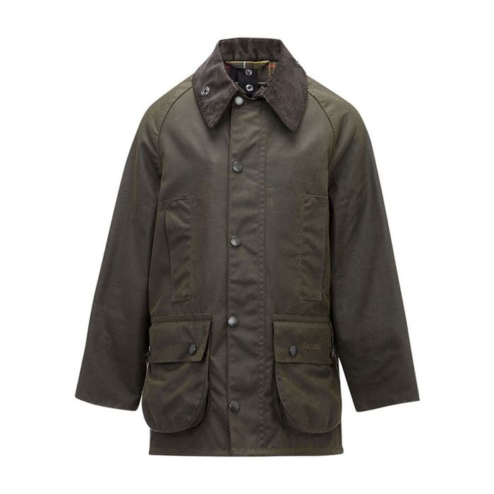 Barbour Boys Classic Beaufort® Wax Jacket