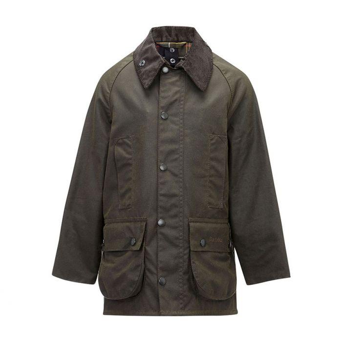 Barbour Boys Classic Beaufort® Wax Jacket