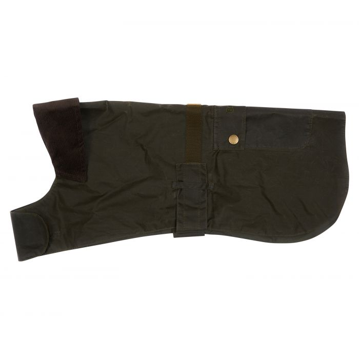 Barbour Lightweight Wax Dog Coat