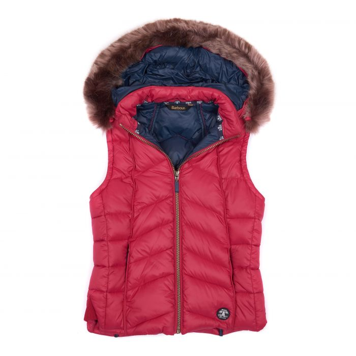 Barbour Girls' Bernera Gilet