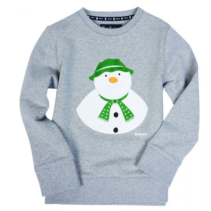 Barbour x The Snowman Naomi Sweatshirt