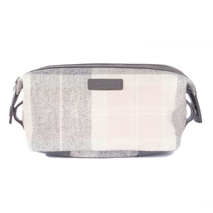 Barbour Tartan Wash Bag