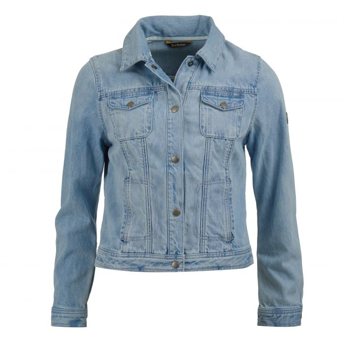 Barbour Ripple Denim Jacket