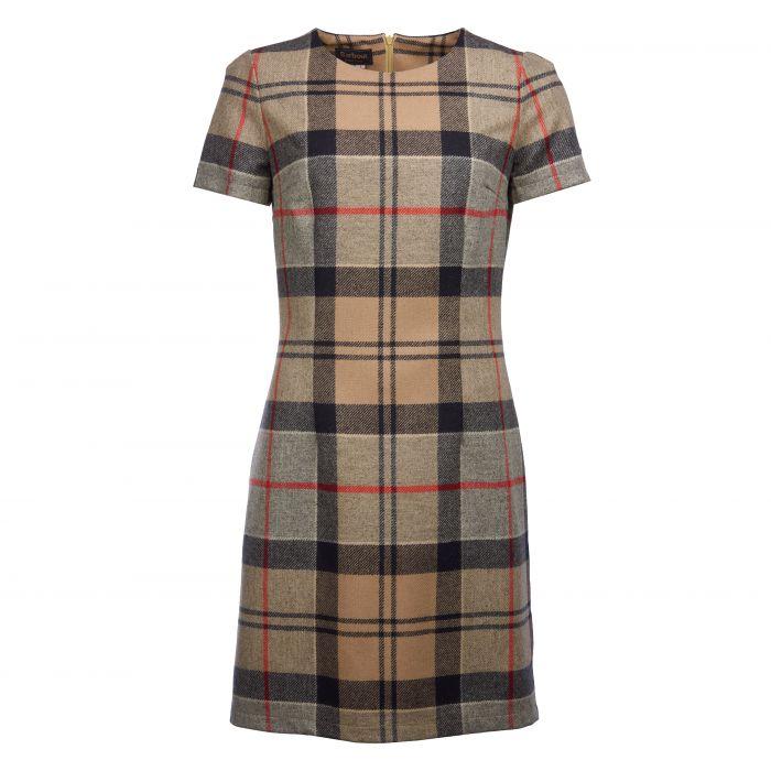 Barbour Dee Tartan Dress