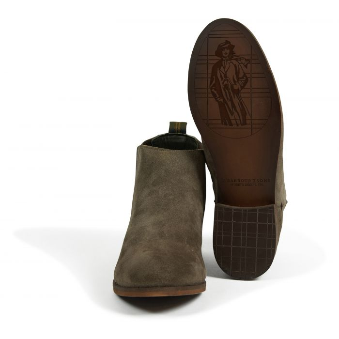 Barbour Maggie Chelsea Boots