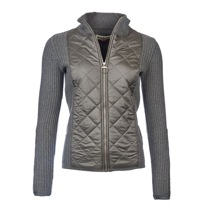 Barbour Sporting Zipped Top