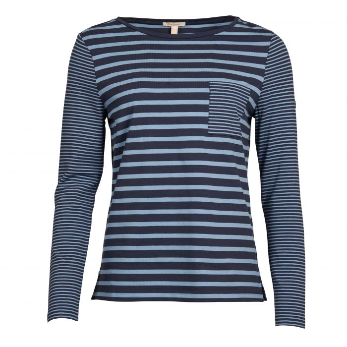 Barbour Ripple Long Sleeve Top