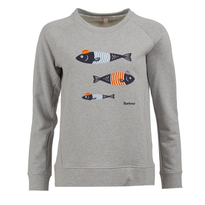 Barbour Sailboat Sweatshirt