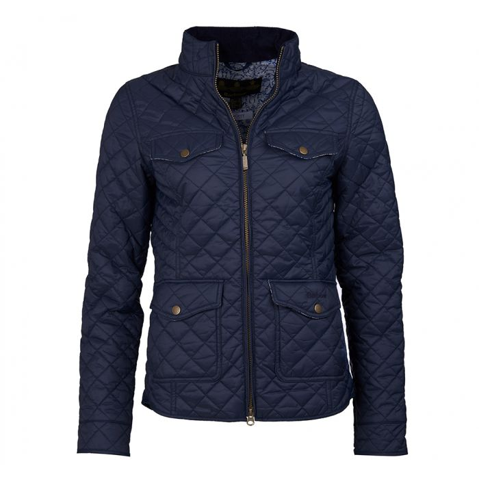 Barbour Ashlynn Quilted Jacket