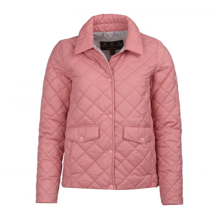 Barbour Overwash Quilted Jacket