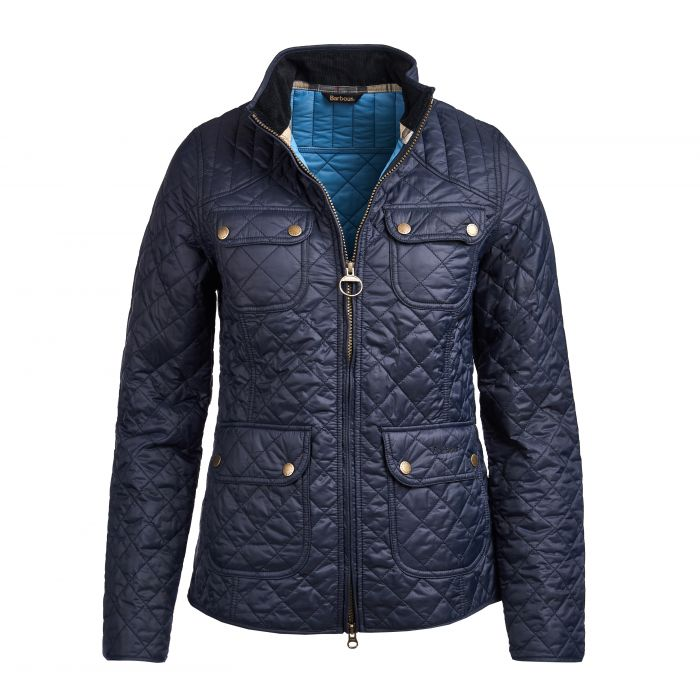 Barbour Bowfell Quilted Jacket