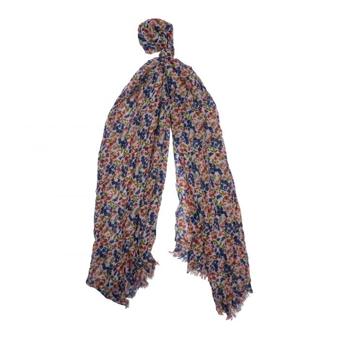 Barbour Floral Print Wrap