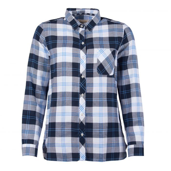 Barbour Foreland Relaxed Fit Shirt