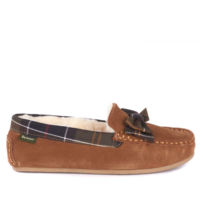 Barbour Sadie Moccasin Slippers