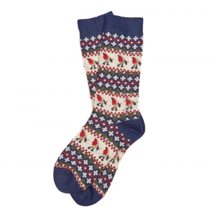 Barbour Robin Fairisle Socks