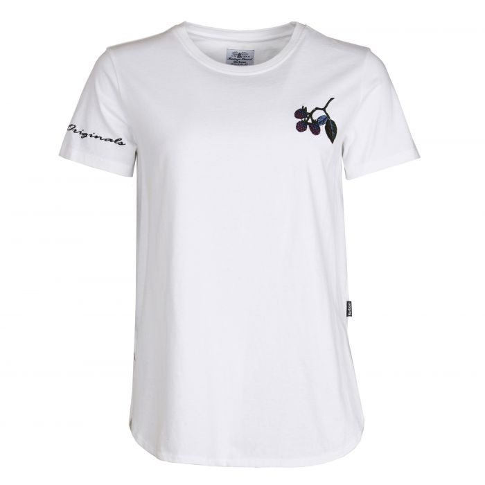Barbour Phoebe Embroidered Tee