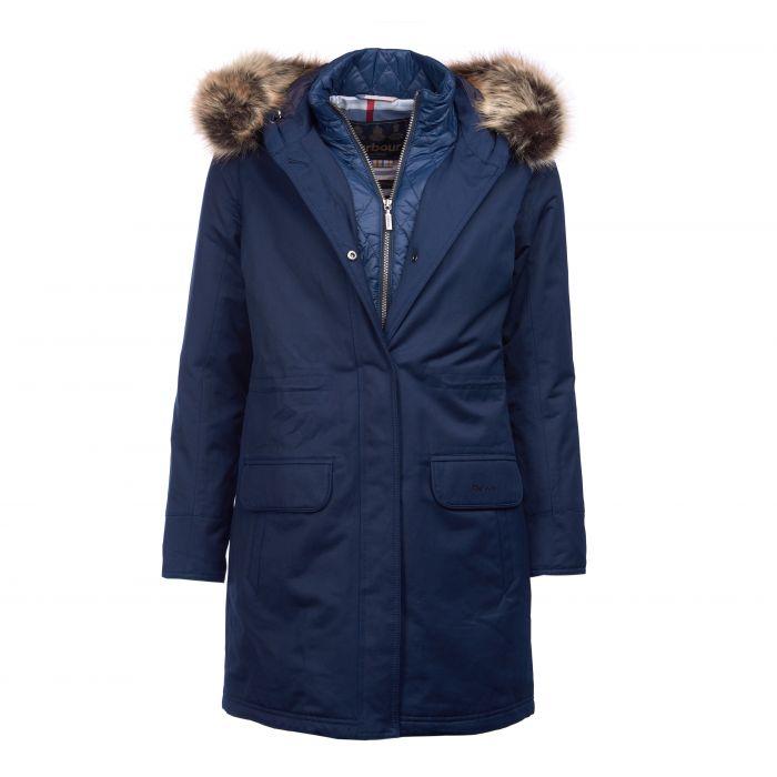 Barbour Argyll Waterproof Breathable Parka Jacket