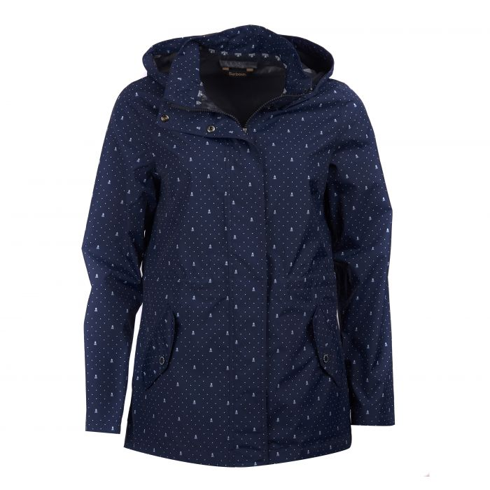 Barbour Windbreaker Waterproof Breathable Jacket