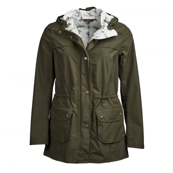 Barbour Aire Waterproof Breathable Jacket