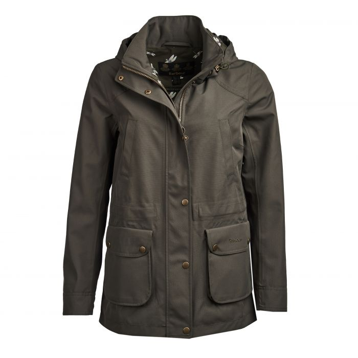 Barbour Stoat Waterproof Breathable Jacket