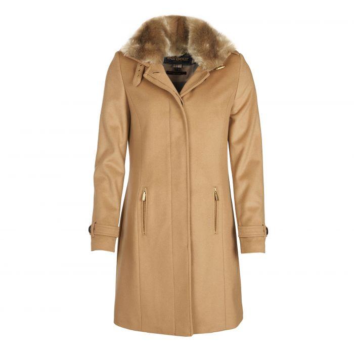 Barbour Balmedie Wool Coat
