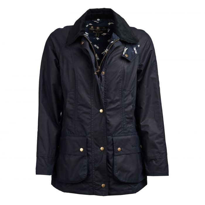 Barbour Monteviot Waxed Cotton Jacket