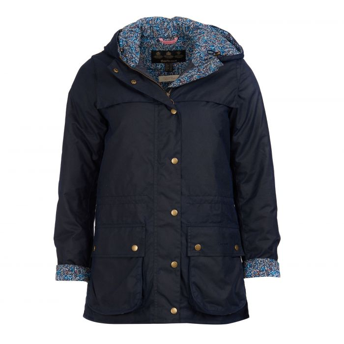 Barbour Blaise Waxed Cotton Jacket