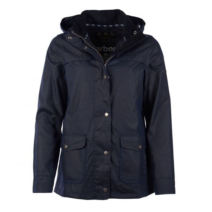 Barbour Watergate Waxed Cotton Jacket