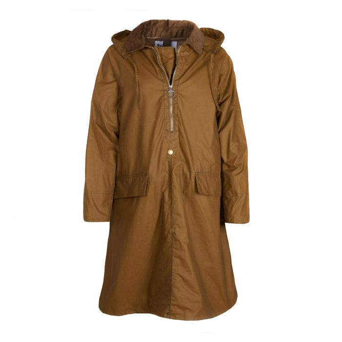 Barbour Margaret Howell Wax Poncho