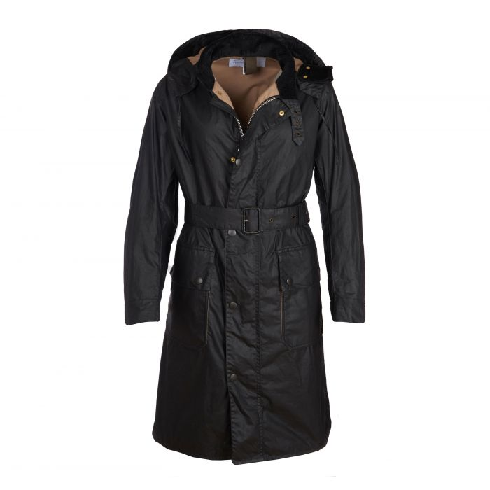 Barbour Margaret Howell Ursula Waxed Cotton Jacket
