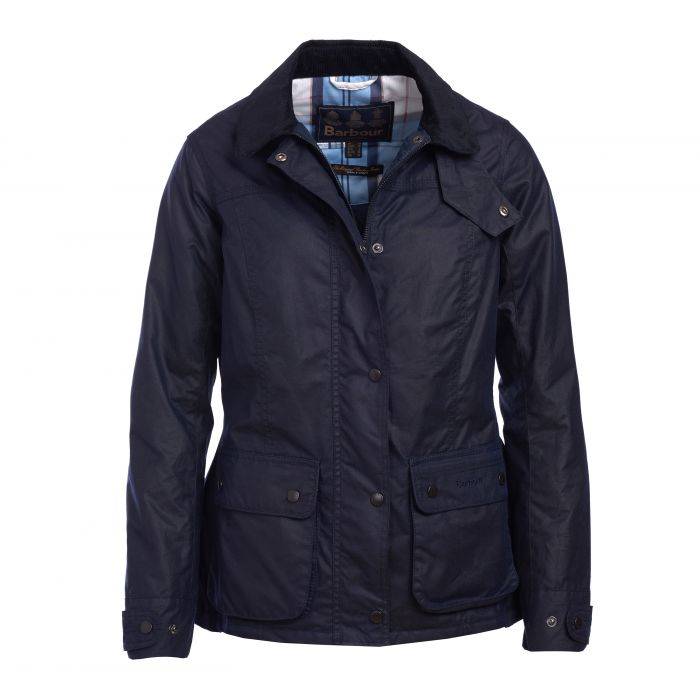 Barbour Arkaig Waxed Cotton Jacket