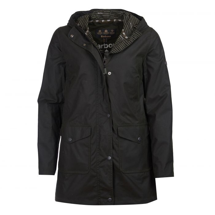 Barbour Seahouse Waxed Cotton Jacket