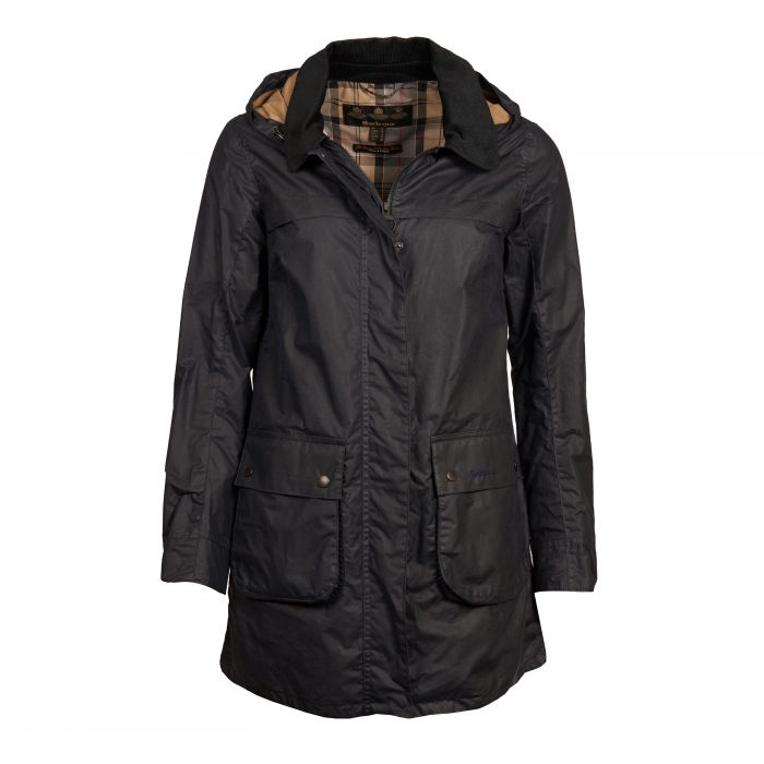 Barbour Lightweight Sherwood Waxed Cotton Jacket