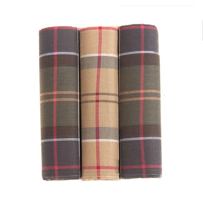 Barbour Handkerchief Set