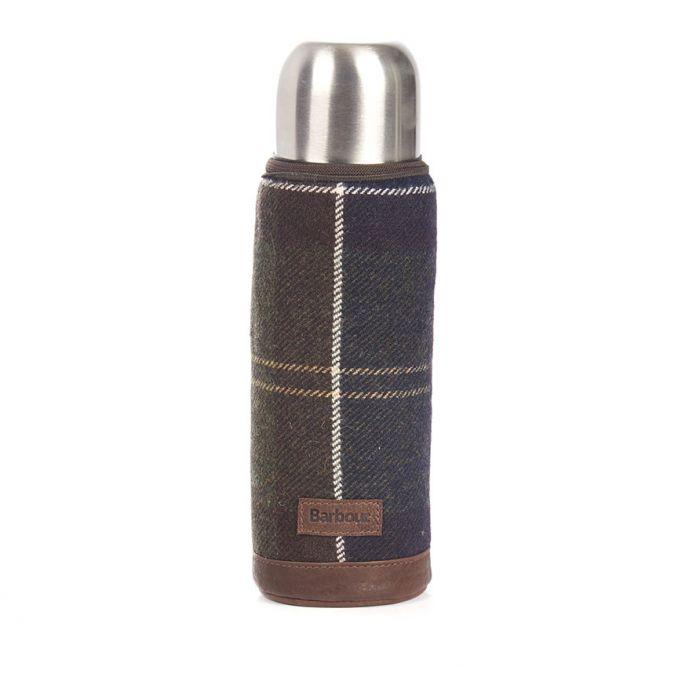 Barbour Tartan Thermal Flask