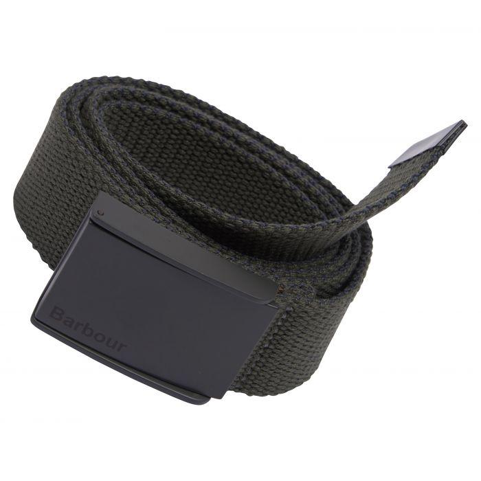 Barbour Webbing Belt