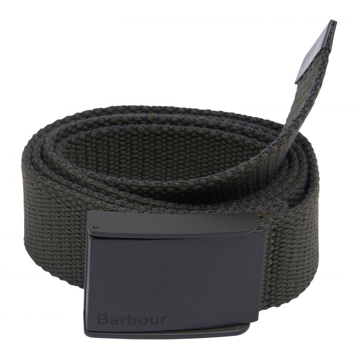 Barbour Webbing Belt