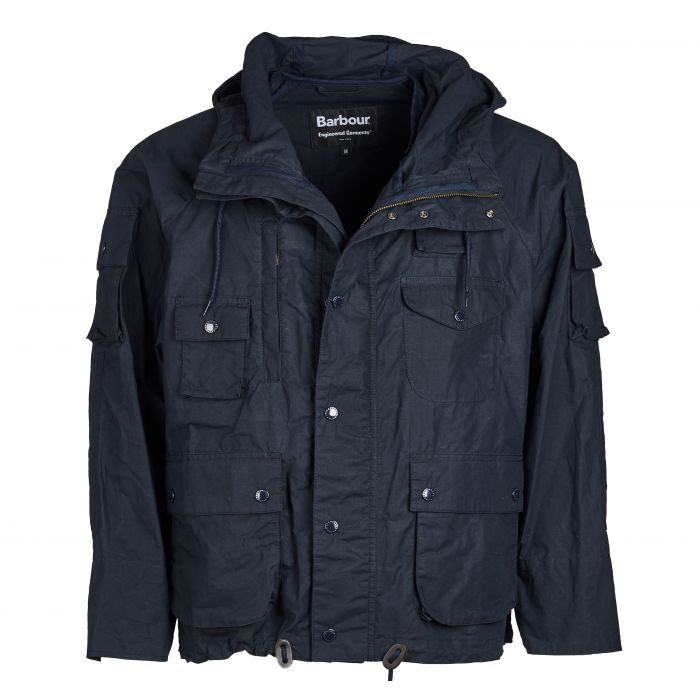 Barbour x Engineered Garments Thompson Commando Jacket