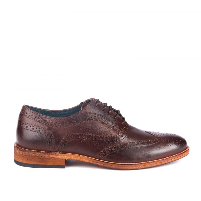 Barbour Beale Brogue Shoes