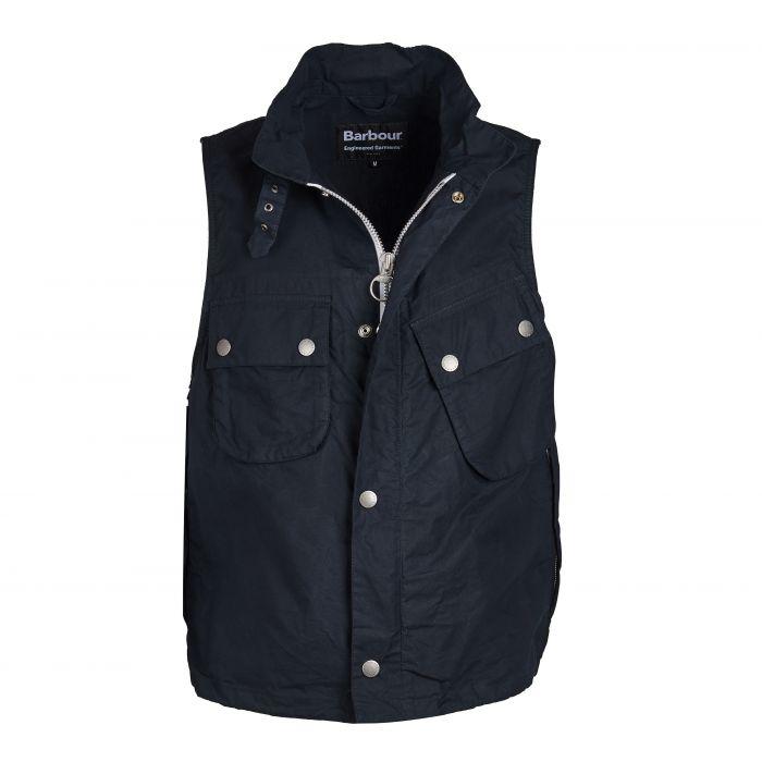 Barbour x Engineered Garments Arthur Vest