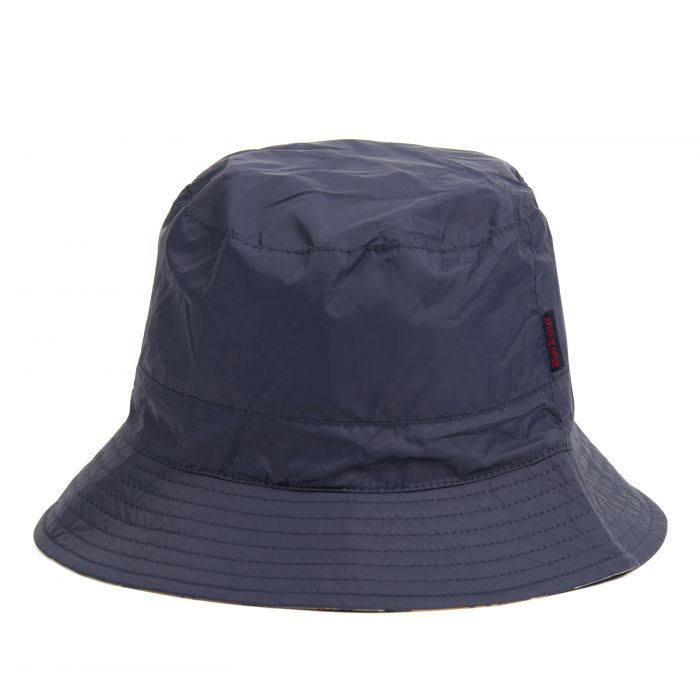 Barbour Waterproof Reversible Bucket Hat