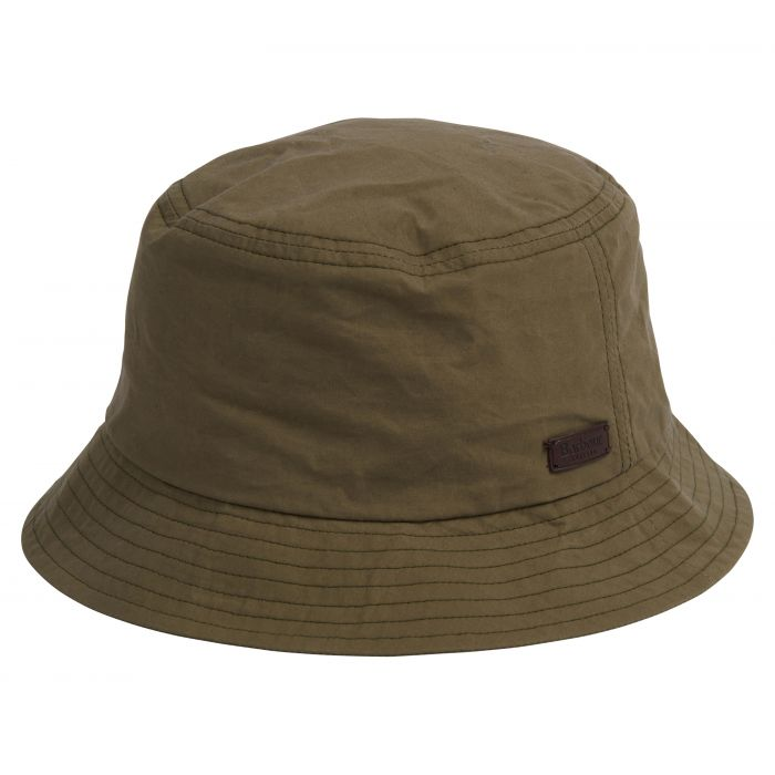 Barbour Irvine Waxed Sports Cap