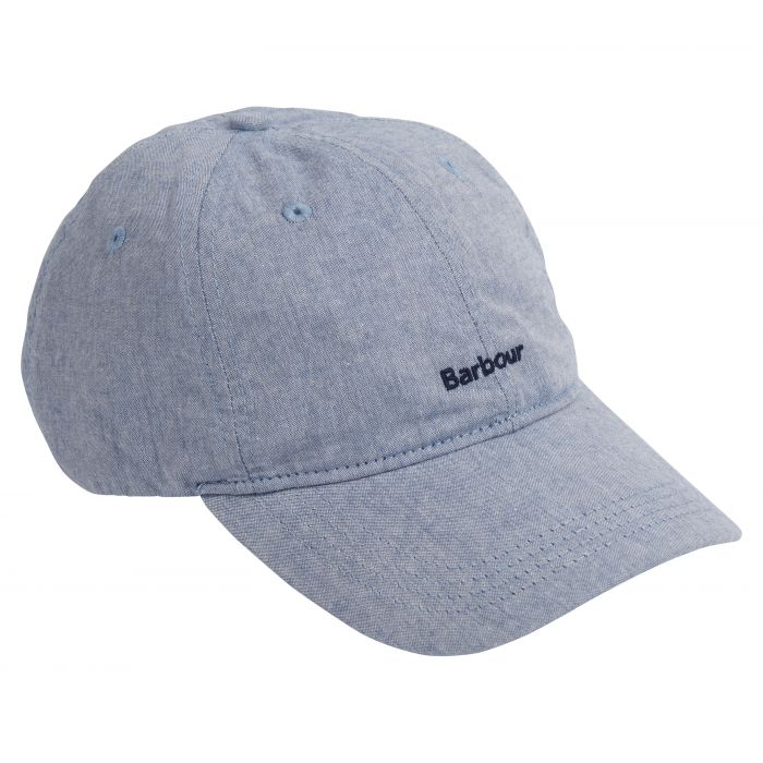 63ceedf35321a6 Barbour Chambray Cascade Sports Cap Barbour Chambray Cascade Sports Cap